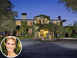 Heidi Klum Is Selling Her L.A. Home for $25 Million