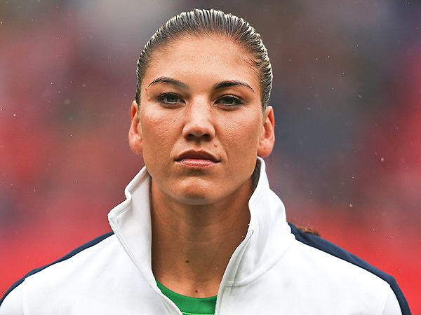 Hope Solo Arrested on Suspicion of Domestic Violence