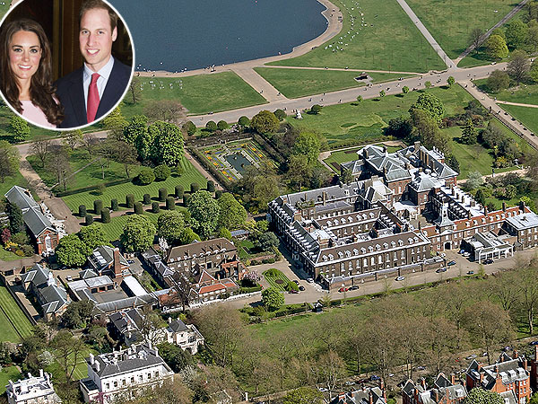 William and Kate's Home Refurbishment Cost More Than $6.5 Million