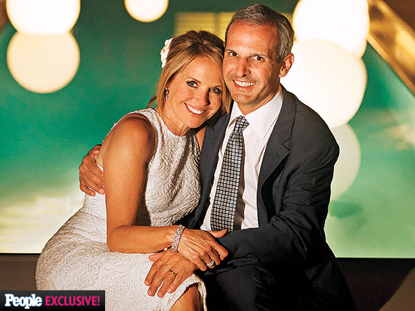 Katie Couric Marries John Molner: Inside Their Hamptons Wedding
