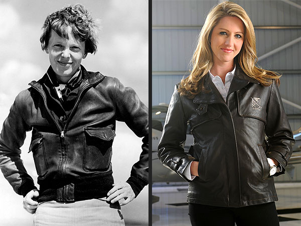 New Clues, and a New Namesake, Help Renew Interest in Amelia Earhart