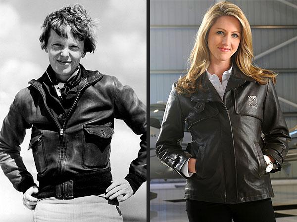 New Clues, and a New Namesake, Help Renew Interest in Amelia Earhart