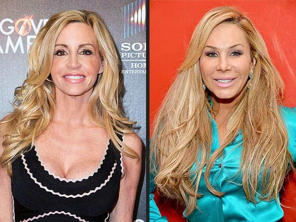 Real Housewives of Beverly Hills: Camille Grammer & Adrienne Maloof to Return?