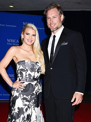 Jessica Simpson Marries Eric Johnson in Montecito: Wedding Details