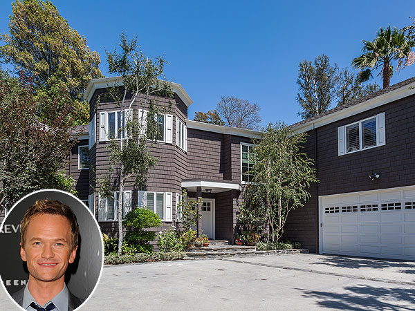 Go Inside Neil Patrick Harris & David Burtka's $2.9 Million Home