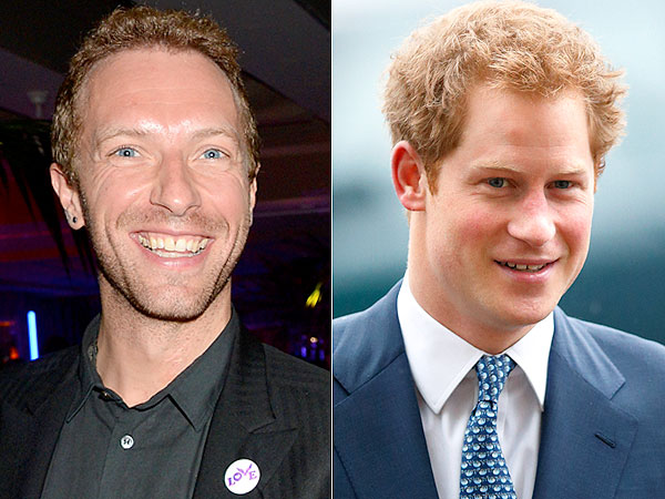 Chris Martin Composing Music for Prince Harry's Invictus Games
