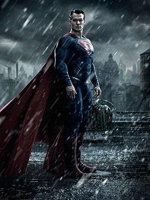Batman v Superman: Henry Cavill as Superman Pic Released