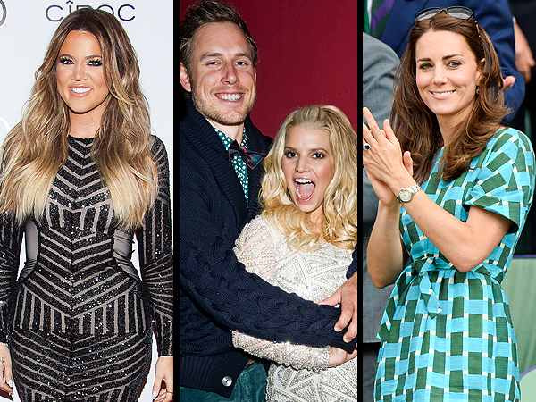 Jessica Simpson's Big Wedding, Khloé Kardashian's 30th Birthday & More Weekend News