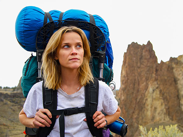 Reese Witherspoon's Makeup-Free Journey of Self-Discovery in Wild, Video