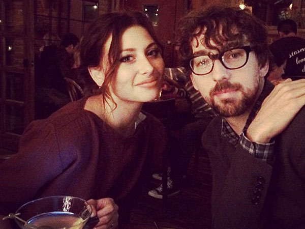 Aly Michalka Is Engaged