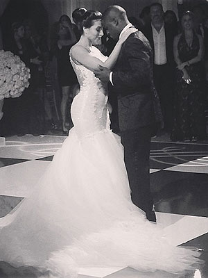 Reggie Bush's San Diego Wedding: All the Details