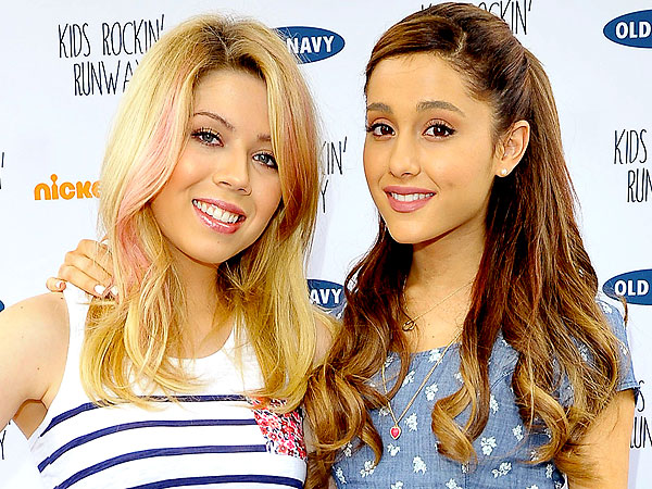 Ariana Grande Says Goodbye to Sam & Cat