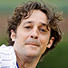 Rookie of the Year Star Thomas Ian Nicholas Throws First Pitch at Wrigley Field