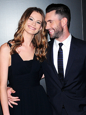 Adam Levine Married: Maroon 5 Rocker Weds Behati Prinsloo in Mexico