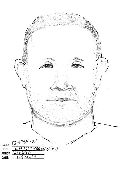 Police Release Sketch of Man Who Drove N.H. Teen Away