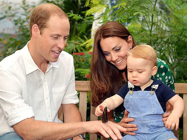 Royal Baby No. 2 Twitter Reactions