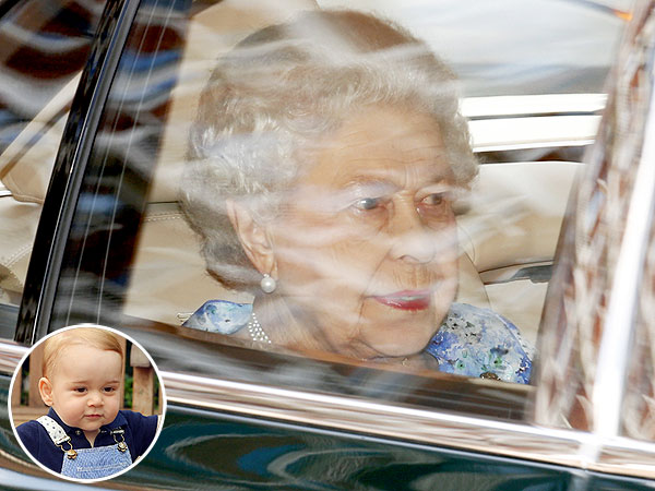 Prince George's Birthday Bash: Shiny Gifts and a Visit from the Queen