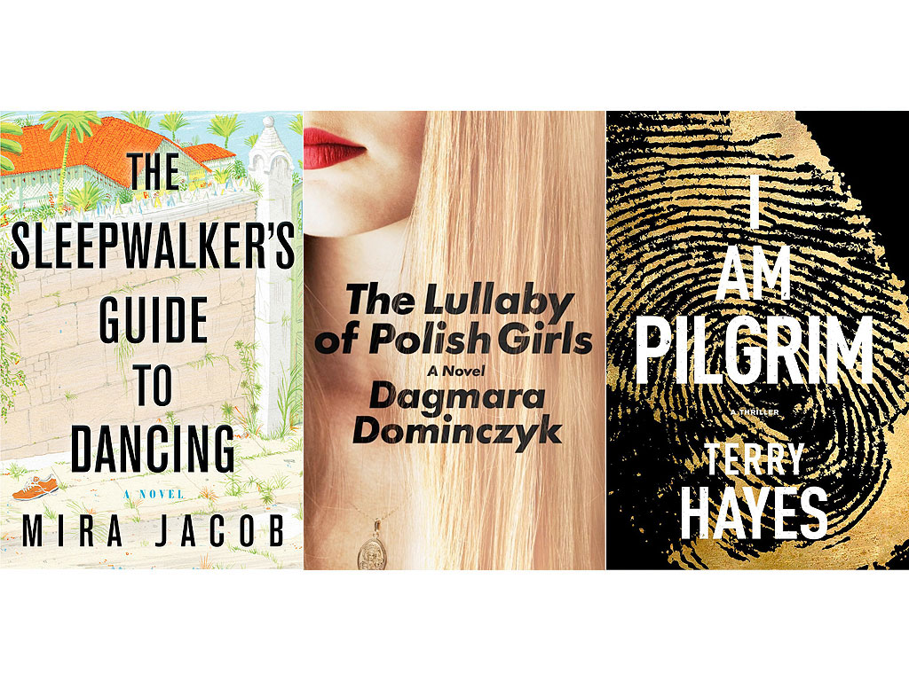 What We're Reading This Weekend: Debut Novels