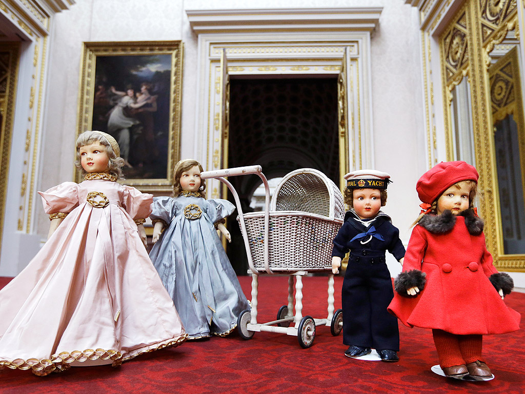 Royal Childhood Exhibition at Buckingham Palace Opens Saturday