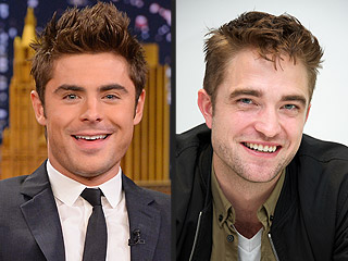 Inside Zac Efron and Robert Pattinson's Guys' Night Out