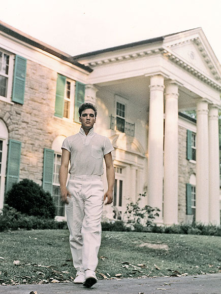 Graceland to Host First-Ever Elvis Presley Auction