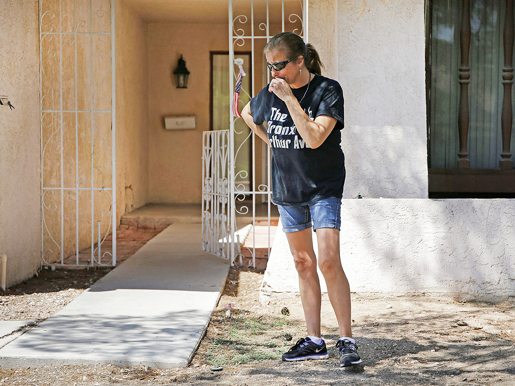 Las Vegas Widow Recounts Fatal Home Invasion