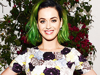 Katy Perry Casts a Love Spell on Boston Trip