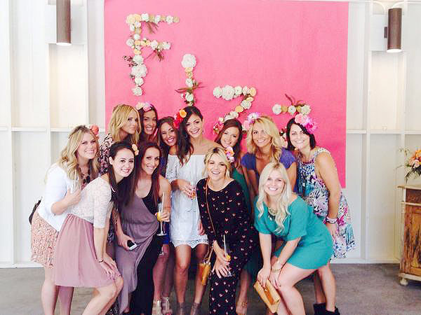 Bachelorette Desiree Hartsock Celebrates Bridal Shower