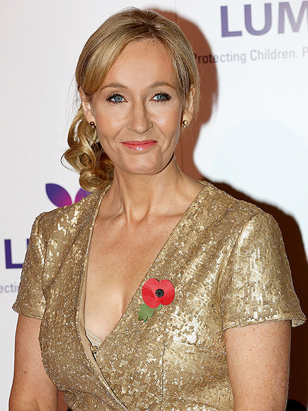 J.K. Rowling Pens Letter to Shooting Survivor Cassidy Stay