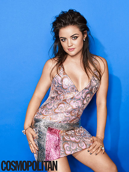 Lucy Hale on Her Country Career, Fifty Shades of Grey Audition and Pretty Little Liars Plans