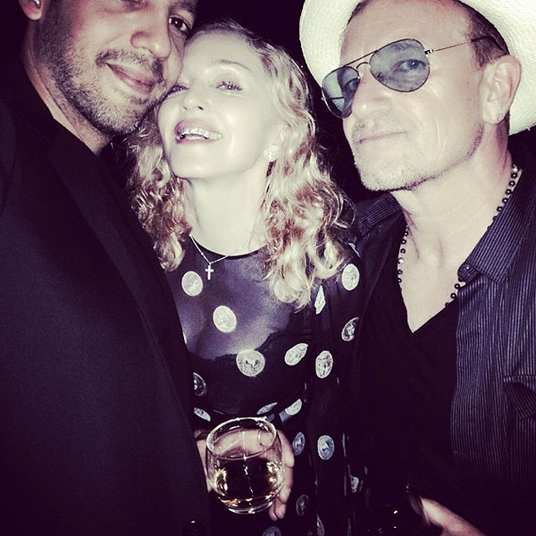 Madonna Gears Up for 56th Birthday in France