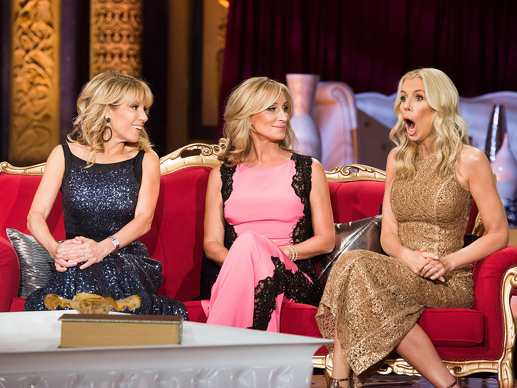 RHONYC Reunion: Ramona Singer Snaps When Andy Cohen Asks About Her Divorce
