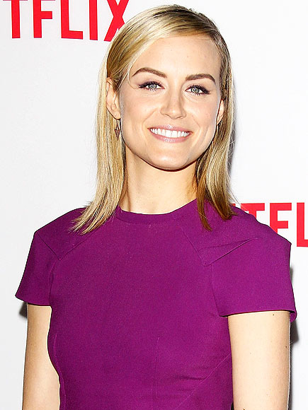 Taylor Schilling on Juice Cleanses, and What She Won't Be Doing at the Emmys
