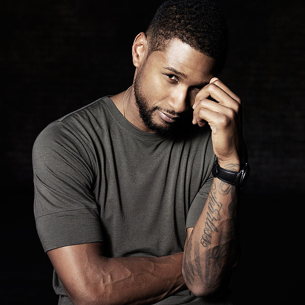 Usher: My Mother Inspired Me to Give Back