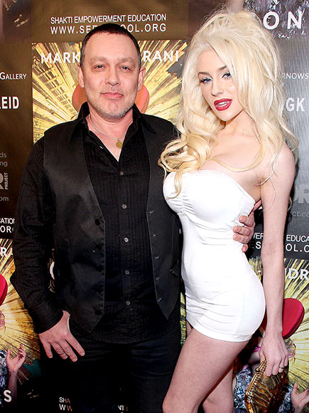 Courtney Stodden and Doug Hutchison Are Back Together – and Renewing Their Vows