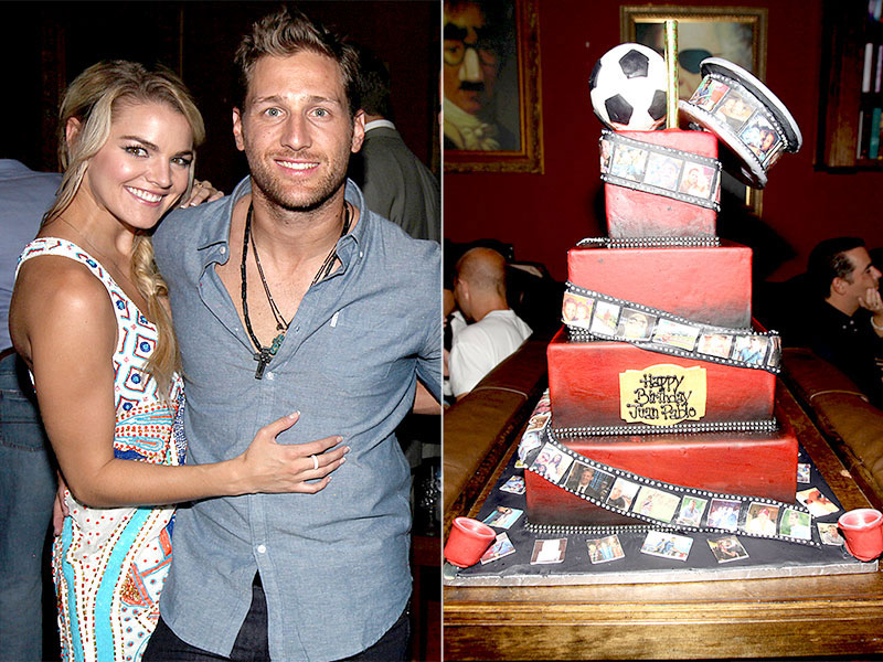 Inside Juan Pablo Galavis's Birthday Bash – See the Photos and Video!