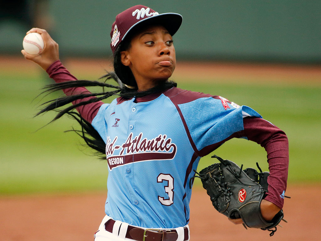 Little League Pitcher Mo'ne Davis: 5 Things to Know