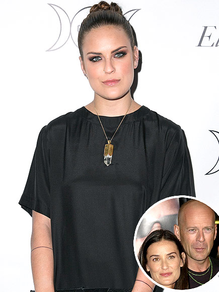 Tallulah Willis Improving Following In-Patient Treatment