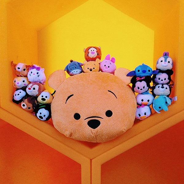 Disney Tsum Tsum Toys the New Beanie Babies