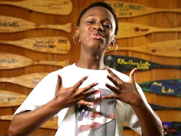 Pharrell Williams's Happy Performed in Sign Language by Deaf Film Camp Kids