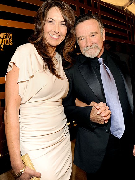 Robin Williams's Widow Is 'Surprisingly Resilient,' Says Friend