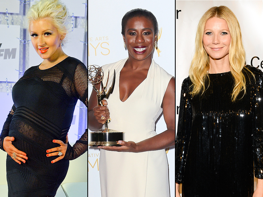 Christina Aguilera's New Baby, Gwyneth Paltrow's New Man & More Weekend News