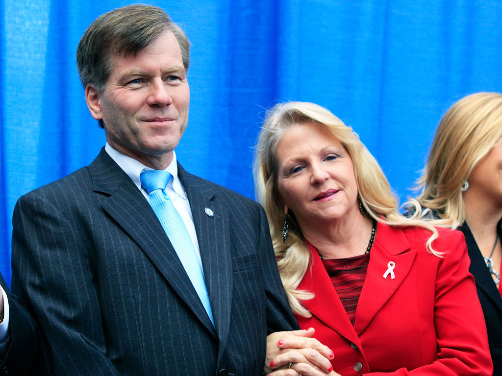 Former Virginia Governor and Wife Found Guilty of Corruption