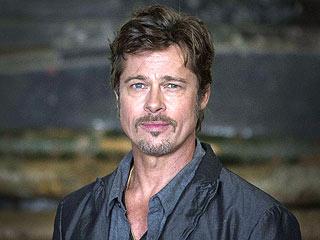 See Brad Pitt's Wedding Ring!