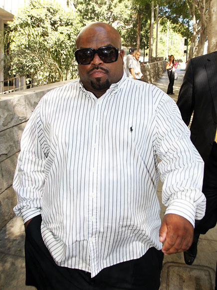 Cee Lo Green Felony Drug Charge: Singer Pleads No Contest