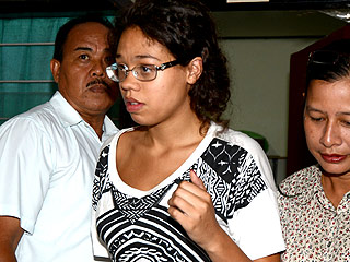 Bali Suitcase Murder Suspect Barred from Meeting Privately with Lawyers, Attorney Says
