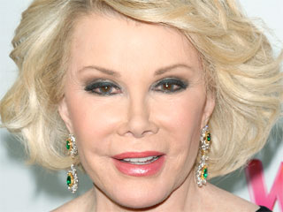 Joan Rivers's Condition 'Remains Serious,' Says Daughter Melissa
