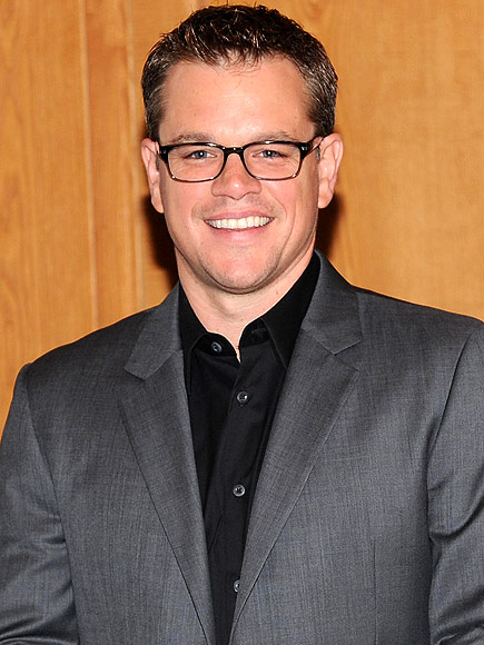 Clean Water Advocate Matt Damon Uses Toilet Water for Ice-Bucket Challenge