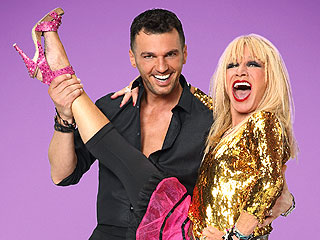 Betsey Johnson & Tony Dovolani Explain Boa Malfunction on DWTS (VIDEO)