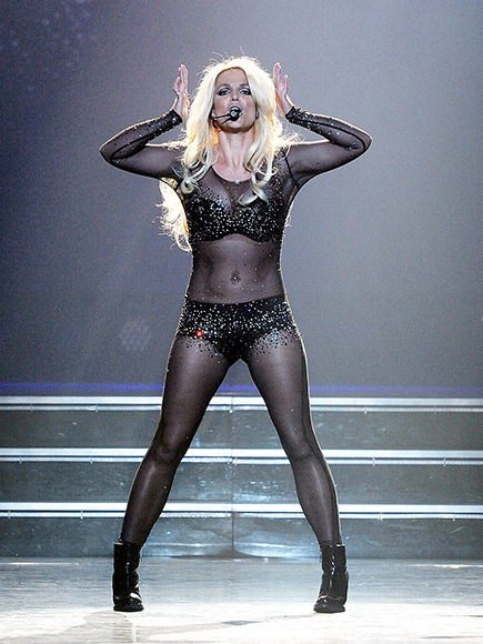 Britney Spears Addresses Cheating Rumors During Las Vegas Show